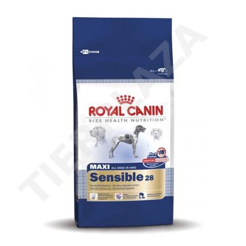 royal canin maxi sensible 28 tierplaza. Black Bedroom Furniture Sets. Home Design Ideas