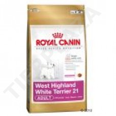 Royal Canin West Highland White Terrier Adult 21